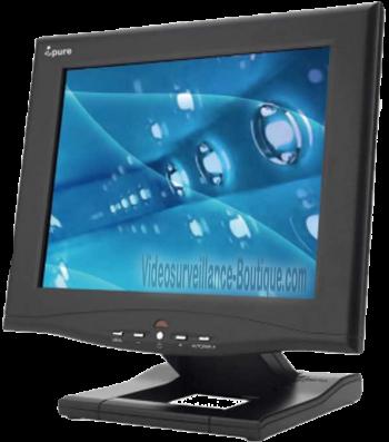 Ecran LCD IPURE AV12