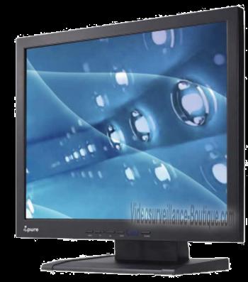 Ecran moniteur LCD I PURE A17