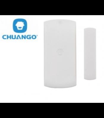 détecteur d'ouverture sans fil intérieur chuango
