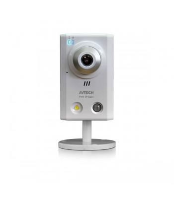 Caméra IP fixe audio 1.3Mpixel IR10m