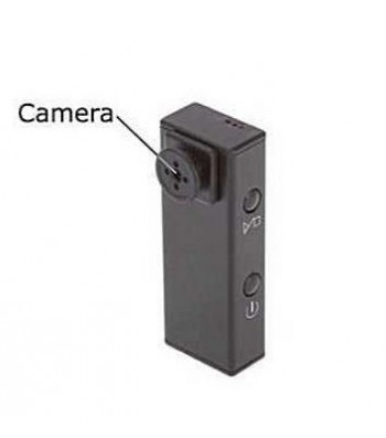 Bouton Micro caméra espion