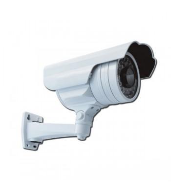 Caméra de videosurveillance extérieure infrarouge haute résolution
