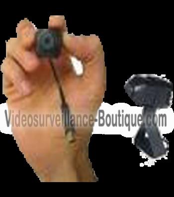 Micro caméra espion dissimulable