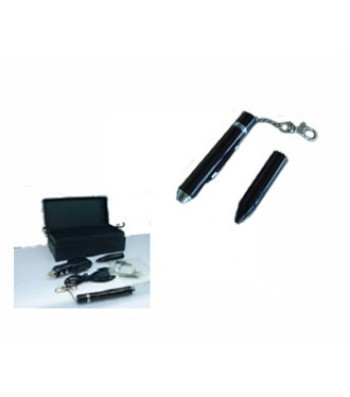Caméra Stylo Espion 8 GB, enregistreur et microphone intégrés - 8Go