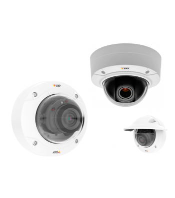 Camera IP dome anti-vandalisme Axis P32