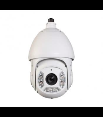 Caméra IP motorisée PTZ infrarouge extérieure