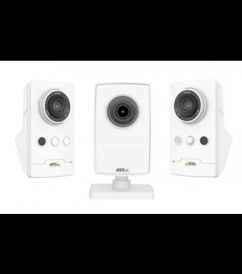 Camera IP reseau fixe Axis M10
