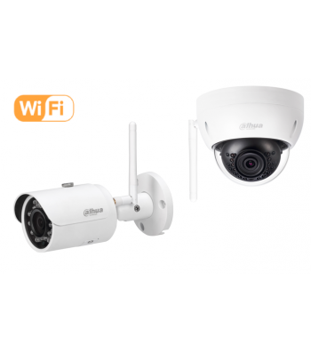 Camera IP Wifi infrarouge exterieure