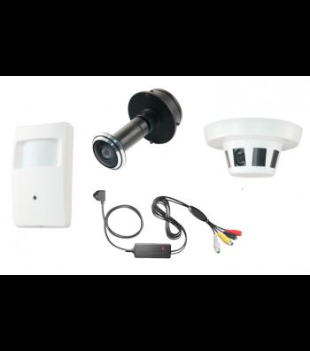 Camera surveillance espion analogique
