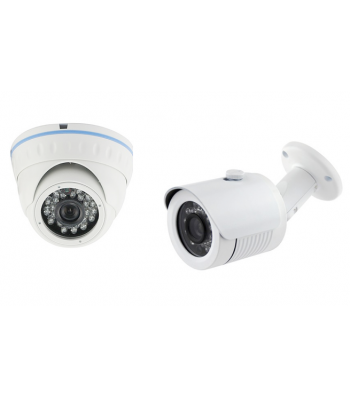 Camera surveillance HD CVI infrarouge
