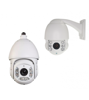 Camera surveillance PTZ HD CVI infrarouge exterieur