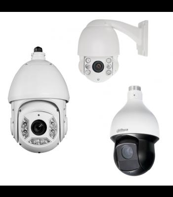 Camera surveillance PTZ HD CVI infrarouge exterieur