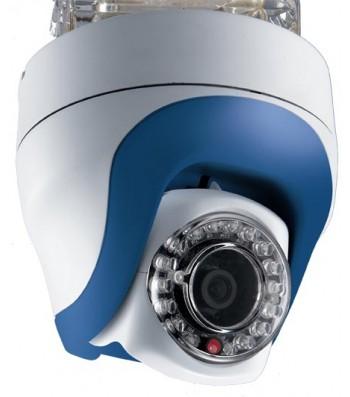caméra dôme motorisé Sony INFRA ROUGE