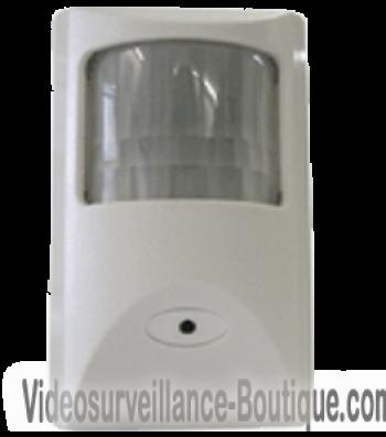 Caméra espion détecteur alarme CC61