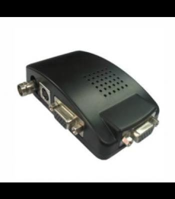 Console vidéo Plus convertisseur vidéo/VGA