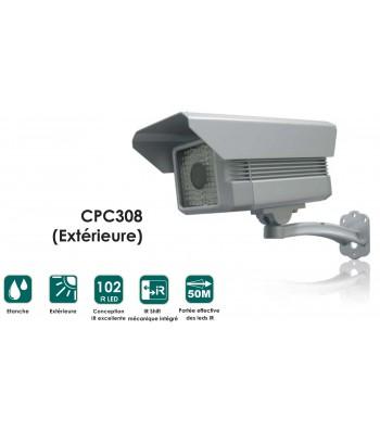 CPC308 : Caméra infra rouge exterieure