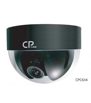 CPC634 : Caméra dôme varifocale
