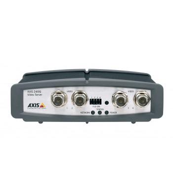 Encodeur numérique 4 ports AXIS 240Q
