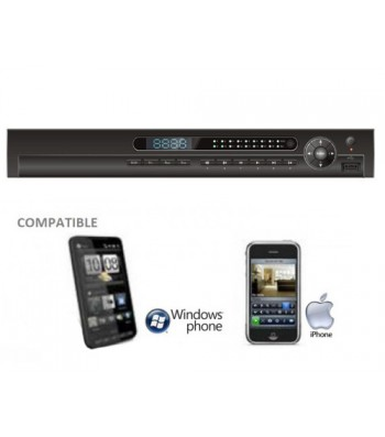 enregistreur numerique compatible iphone et windows mobile