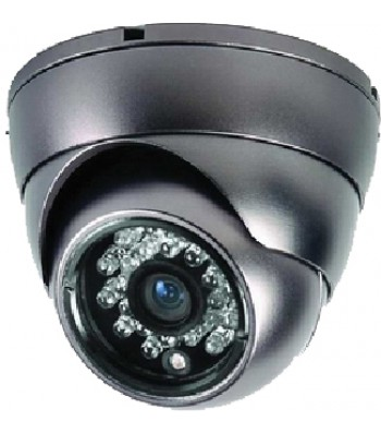 Caméra dôme infra rouge CCD-ID82A/15M