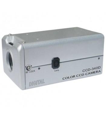 Caméra de surveillancecouleur haute résolution DPS CCD-340D