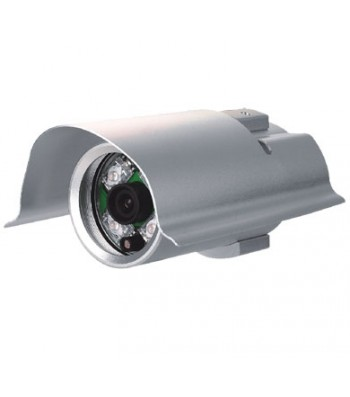 Caméra vidéosurveillance couleur infra rouge haute résolution CCD-662D