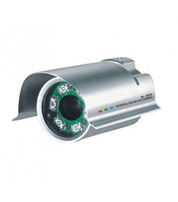 Caméra de surveillance vidéo couleur infra rouge longue portée CCD-683D