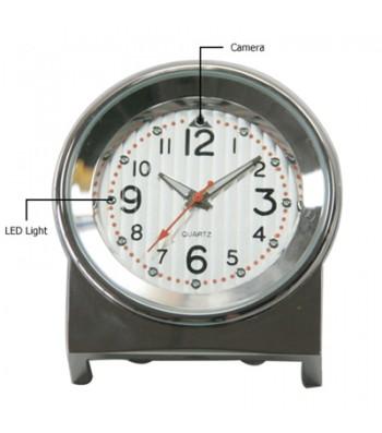 Réveil de chevet caméra espion dvr - Clock Camera 4Go