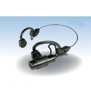 Micro caméra paluche avec serre tête amovible ER-18 + microphone