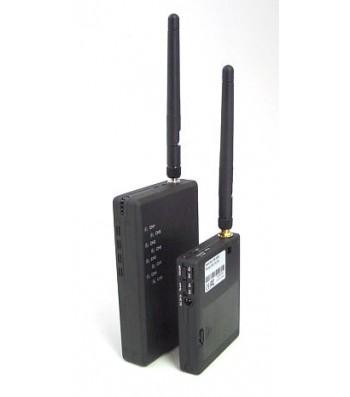 Kit de Transmission vidéo autonome, mini émetteur et récepteur audio / vidéo TBR-2455