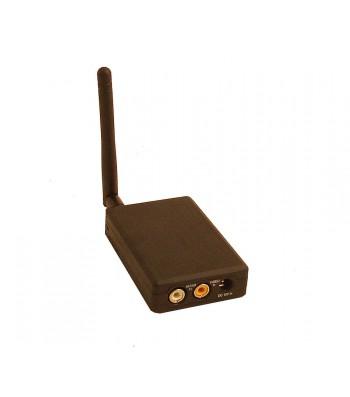 Emetteur audio / vidéo HF miniature TD-2405