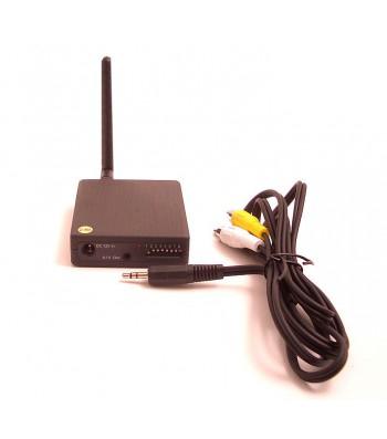 Récepteur audio / vidéo HF miniature XR-2460
