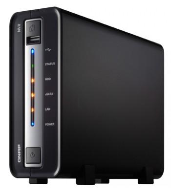 Enregistreur Numérique IP 4 caméras NVR-mobi4V - Disque Dur 1 To - vidéo surveillance IP