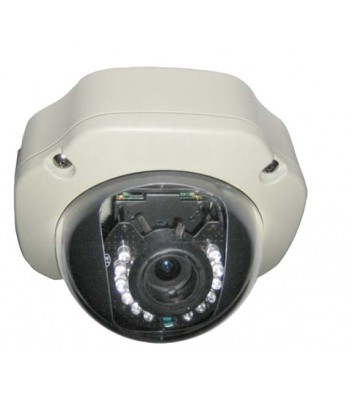 Caméra IP infra rouge Dome Anti vandale Mégapixel PoE VS-IRIP5456