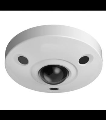Caméra IP Fisheye 360° 6 Mégapixel