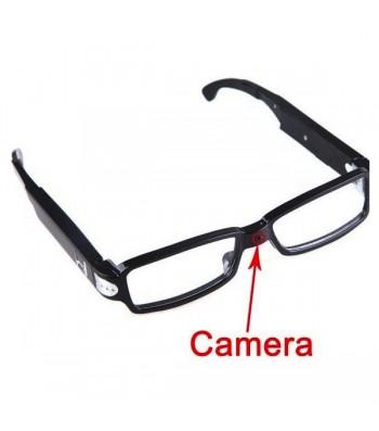 Lunettes caméra espion HD 4Go