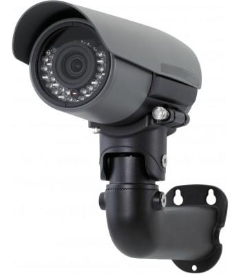 Caméra de surveillance IP Tube Extérieure J/N 1.3Mpixels IR25m