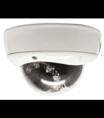 Caméra de surveillance IP Dôme Extérieure Antivandal J/N 1.3Mpixels IR15m