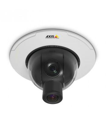 Caméra résau IP PTZ et vue panoramique 360° Axis P5544