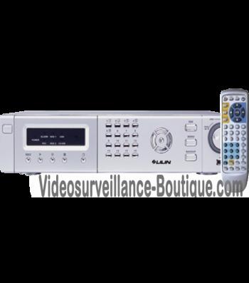 Enregistreur DVR 4 voies MERIT-LI-LINN 6040 A/S
