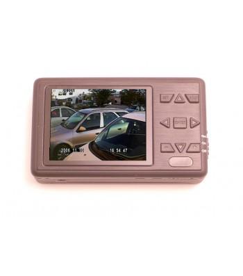Mini DVR audio / vidéo - enregistreur portable PV-700 - enregistreur portable