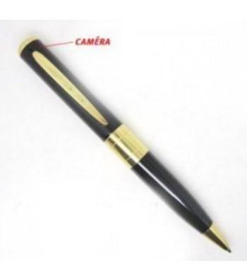 Caméra Stylo Espion 4 GB, enregistreur et microphone intégrés - 4Go - Pen Camera vs-903a