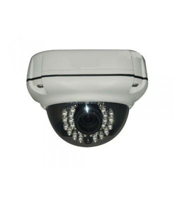 Caméra videosurveillance IP dome anti vandale Infrarouge TS 7550