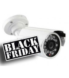 Black Friday - Caméra infra rouge 15m. CCD-I88A/15MFN