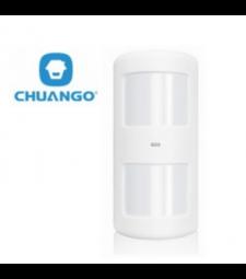Détecteur de mouvement intérieur sans fil PIR immunité aux animaux - Chuango