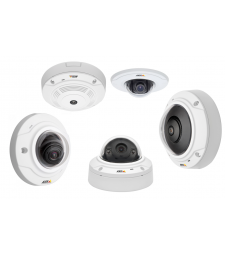 Camera IP reseau fixe Axis M30