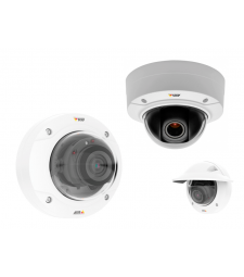 Camera IP dome anti-vandalisme Axis P32