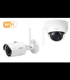 Caméra IP Wifi Professionnelle infrarouge extérieure
