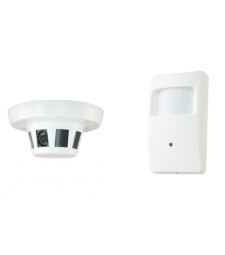 Caméra surveillance espion HD-CVI