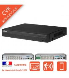 Enregistreur numerique CVR 16 voies Full HD 720p H264